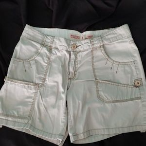 Cute Khaki Mossimo Shorts